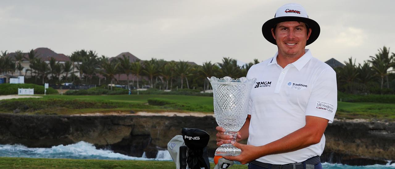 Joel Dahmen PGA Tour Win